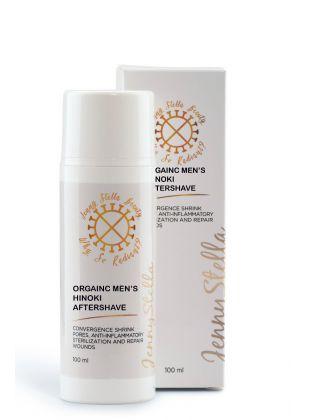 Organic Men's Hinoki Aftershave