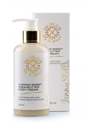 Almond Sweet Shea Butter Body Cream